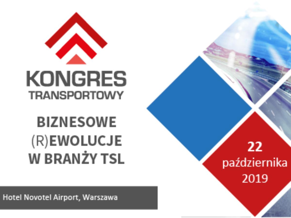 VI Kongres Transportowy Biznesowe (r)ewolucje Warszawa 2020 Emka Logistics
